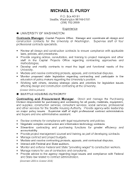 Cover Letter Sample Administrative Management Resume Sample