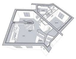 architecture design sketches.  Design Interior Sketch Open Space Apartment By H2 O Architect For Architecture Design Sketches S