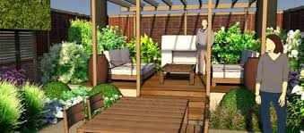 Small Picture West London landscape gardening garden maintenance Morgan