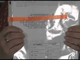 Knitting Instructional Video How To Keep Track Of Your Place In Chart Reading