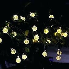globe light outdoor lights tech solar string ft large smoked glass lighting