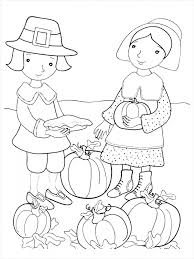 Small Picture Printable Thanksgiving Coloring Pages Pdf Coloring pages spanish