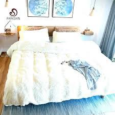 crushed velvet duvet cover blue bedding king white cloud mink set elegant light pink duve velvet duvet cover crushed