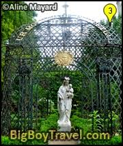 garden district new orleans walking tour map. Garden District Walking Tour Map, New Orleans, Free, Our Mother Of Perpetual Help Orleans Map