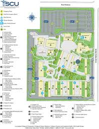 southern colleges. Map Of Colleges In Southern California R