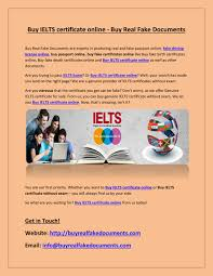 Certificate Presentation - Id Real Online Documents Ielts Buy Powerpoint Fake Ppt 7910906