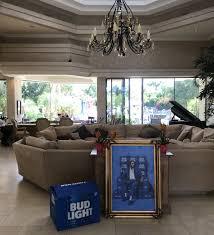 Bud Light Living Room Bud Light Dive Bar Tour With Post Malone Katie Johnston