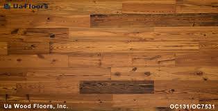 oc7531 true reclaimed heart pine engineered flooring