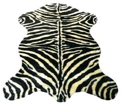 home and furniture adorable faux zebra rug in hbocsm com for idea 2 cerenosolutions faux