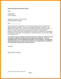 Sample Of Personal Letter Of Recommendation 10 Sample Personal Recommendation Letters Proposal Sample
