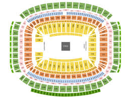 Nrg Rodeo Seating Chart Houston Livestock Show And Rodeo Tickets At Nrg Stadium On March 17 2020 At 6 45 Pm