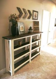 Narrow Hallway Entry Ideas Best Rustic On Table And Entrance Decor Hall Decorating