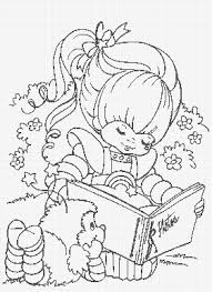 Small Picture 100 ideas Coloring Pages Rainbow Brite on wwwkankanwzcom