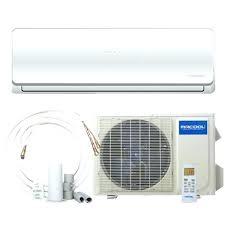 cool mini split oasis es series ductless heat pump system seer for mrcool diy review mr