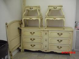 Bedroom Vintage White French Provincial Bedroomiture Home