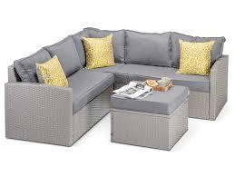 garden furniture sofas uk. furniture range - contemporary outdoor corner sofa sets grey rattan garden sofas uk