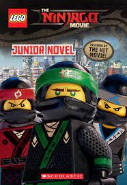 Junior Novel (The LEGO NINJAGO MOVIE): Amazon.de: Howard, Kate, Scholastic:  Fremdsprachige Bücher