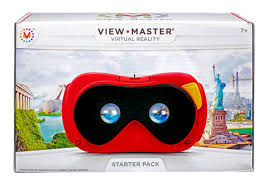 View Master Virtual Reality Starter Pack Tar