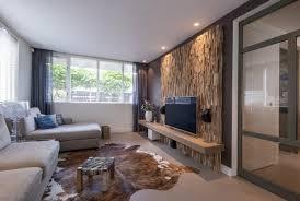 Wonderful Rustikale Holzwaende Akzentwand Im Wohnzimmer