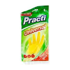 """<b>Перчатки резиновые Paclan</b> """"Practi"""" универсальные, размер S ..."""