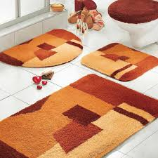 bathroom bathroom orange bath rugs ideas shower rug sets with toilet and bathroom orange