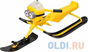 <b>Снегокаты Snow Moto MINION</b> Despicable ME yellow 37018 ...
