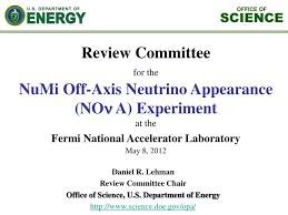 Doe Office Of Science Org Chart Ppt Daniel R Lehman Review Committee Chair Office Of