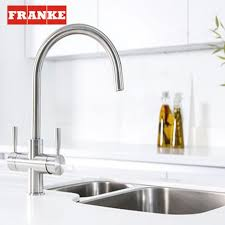 franke omni original 4 in 1 instant boiling water kettle kitchen sink tap stainless steel