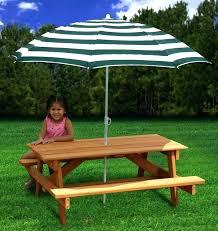 picnic table umbrellas kids table umbrella kids table umbrella brilliant outdoor industrial picnic tables furniture design picnic table umbrellas
