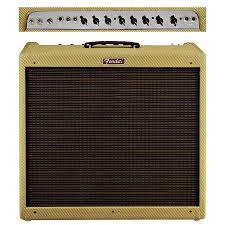 Fender 4x10 Guitar Cabinet Fender Reissue Blues Devilleguitar Amp Combo Ees Music