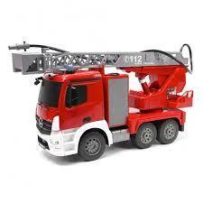 <b>Радиоуправляемая пожарная машина</b> Mercedes-Benz Actros ...