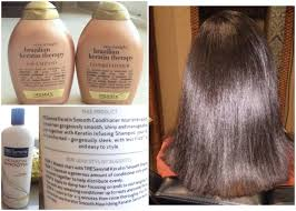 best oil for smoothened hair