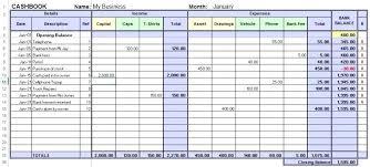 Non Profit Balance Sheet Template Excel Excel Cashbook Example Non ...