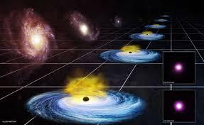 Los Astrónomos Descubren que la Energía Oscura Podría Variar con el Tiempo  :: NASA EN ESPAÑOL