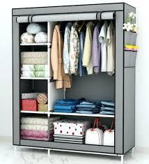 portable closet with shelf portable closet with shelf portable clothes storage home organizer closet shelf wardrobe