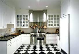 white tile floor kitchen. Simple White White Kitchen With Dark Tile Floors Floor Tiles Black And  Kitchens Intended White Tile Floor Kitchen