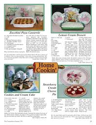 the connection amish magazine sample pages connection sample home cookin