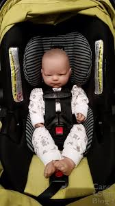 britax b safe 35 infant fit
