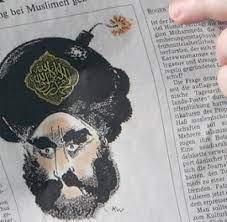 Dänemark: Zeitungen drucken Mohammed-Karikaturen - WELT