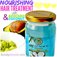 do you want a tropical island hair mask to nourish repair your hair