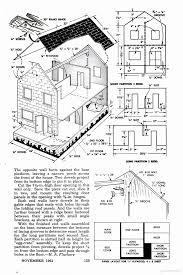 ... American Girl Dollhouse Plans Pdf Free Diy Barbie Doll House For Inch  Dolls Popular Mechanics Wood ...