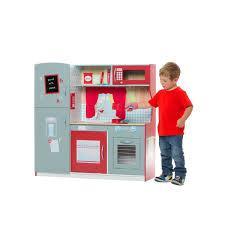 Kids Kitchen Wooden Kitchen Play Set Kmart