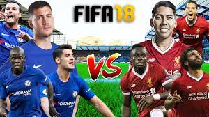 FIFA 18 | เชลซี VS ลิเวอร์พูล | หงส์แรงจริง...สิงห์แรงจัง + โคตรมันส์ !!  29/9/2018 - YouTube