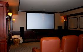 Home Theatres Designs Interesting Decorating Ideas