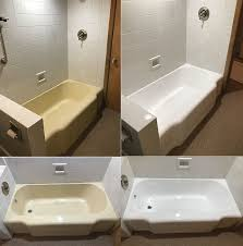 refinishing your bathtub or bathtub and surround compared to new