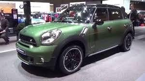 mini cooper countryman 2016. 2016 mini countryman all4 exterior and interior geneva motor show 2015 youtube cooper