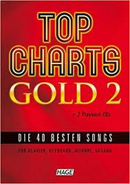 Top Charts 2010 Uk Top Charts Gold 02 Mit 2 Playback Cds Die 40 Besten Songs