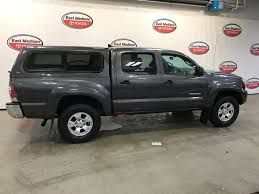 2014 Used Toyota Tacoma 4WD Double Cab V6 Automatic at East ...