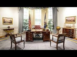 west wing oval office. 10 Hour Oval Office - West Wing White House Ambience Study, Sleep, Work Alongside The President D
