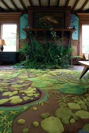 angela adams forest floor sea fantasy rugs rug woods forest forest green area rug
